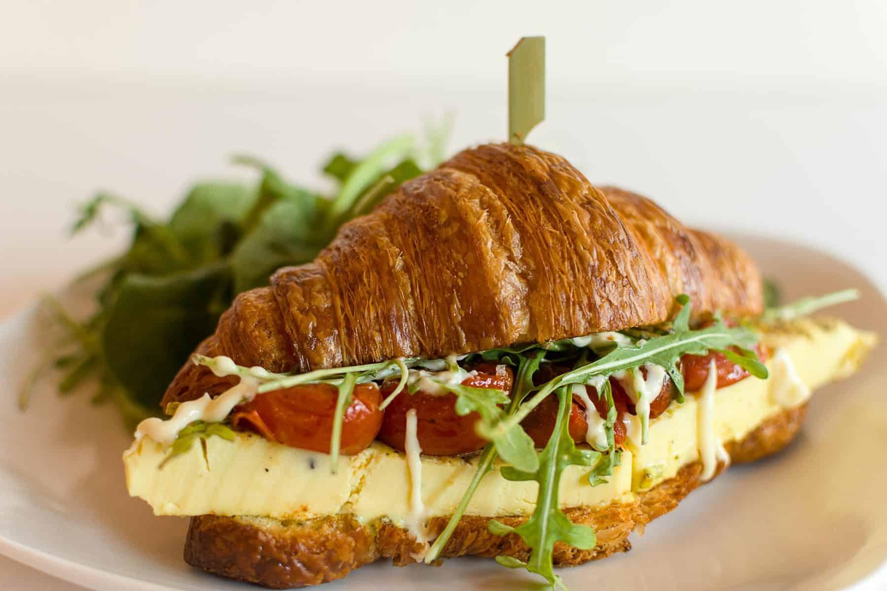 Egg Souffle Sandwich