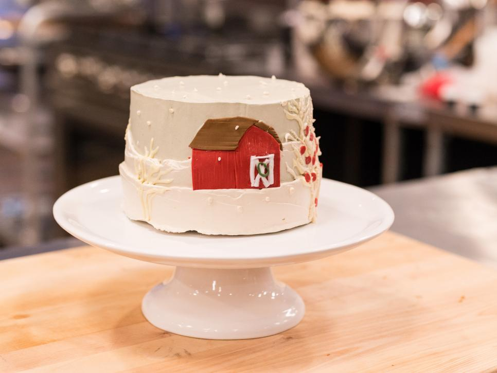 Food Network Barn Cake
